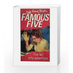 Five Fall into Adventure: 9 (The Famous Five Series) book -9780340894620 front cover