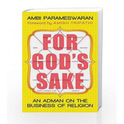 For God's Sake: An Adman on the Business of Religion book -9780143424871 front cover