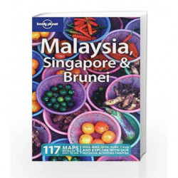 Malaysia Singapore and Brunei (Lonely Planet Country Guides) book -9781741048872 front cover