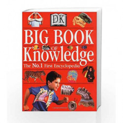 Big Book of Knowledge (Big Books) book -9780751359237 front cover