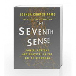 The Seventh Sense book -9780316395052 front cover