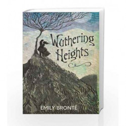 Wuthering Heights book -9788193387634 front cover