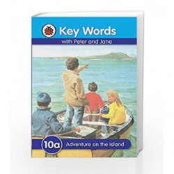 Key Words 10a: Adventure on the Island book -9781409301356 front cover