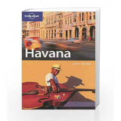 Havana (Lonely Planet City Guides) book -9781741040692 front cover
