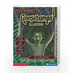 Youre Plant Food! (Give Yourself Goosebumps - 30) book -9780590419741 front cover