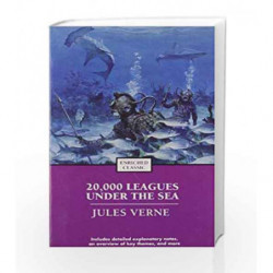 20,000 Leagues Under the Sea (Enriched Classics) book -9781416500209 front cover