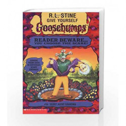 Secret Agent Grandma (Give Yourself Goosebumps #16) book -9780590847759 front cover