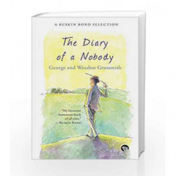 The Diary of a Nobody (Ruskin Bond Selections) book -9789386582492 front cover