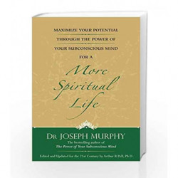 Maximize Your Potential Through the Power of Your Subconscious Mind for a more Spiritual Life book -9788183227582 front cover