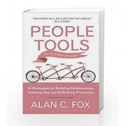 People Tools- 54 Strategies For Building Relationships, Creating Joy, and Embracing Prosperity book -9788183225182 front cover