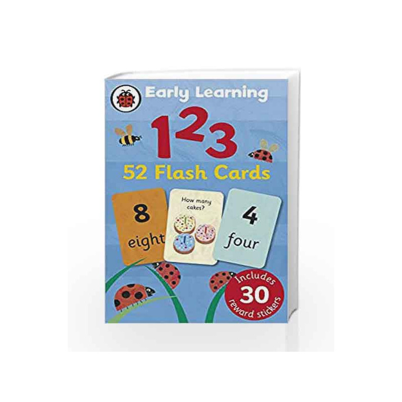 Early Learning 123 Flashcards by NA-Buy Online Early Learning 123  Flashcards Book at Best Prices in India:Madrasshoppe com