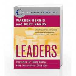 Leader: Strategies for Taking Charge (Collins Business Essentials) by BENNIS WARREN Book-9780060559540