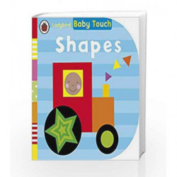 Baby Touch: Shapes by NA Book-9780723275268
