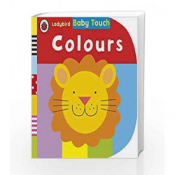 Baby Touch: Colours by NA Book-9780723275275