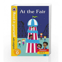 At the Fair - Read it yourself with Ladybird Level 0 by NA Book-9780241312490