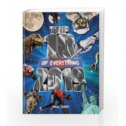 Top 10 of Everything 2019 by Terry, Paul Book-9780600635482