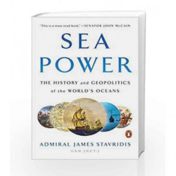 Sea Power by James Stavridis Book-9780735220614