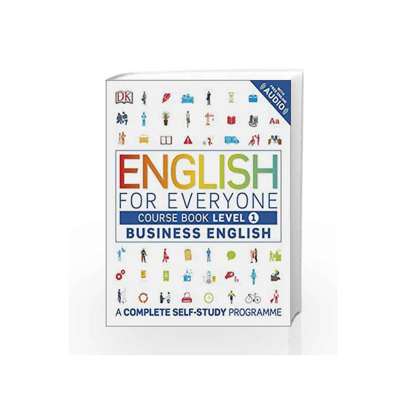 English for Everyone Business English Level 1 Course Book by DK-Buy Online  English for Everyone Business English Level 1 Course Book Book at Best
