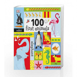 100 First Animals by NA Book-9780241299807