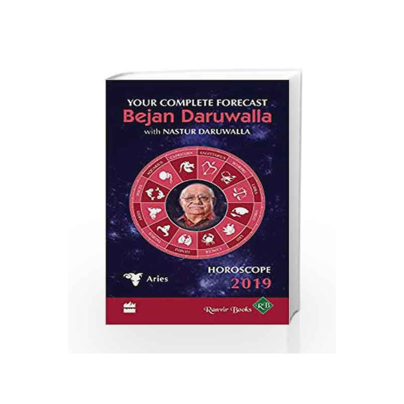 Horoscope 2019: Your Complete Forecast, Aries by BEJAN DARUWALLA-Buy Online  Horoscope 2019: Your Complete Forecast, Aries 1 edition (10 December 2018)