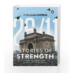 26/11 Stories of Strength by INDIAN EXPRESS Book-9780143446101