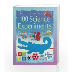 100 Science Experiments by Georgina Andrews Book-9781409555537