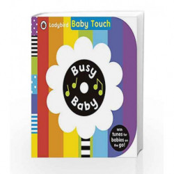 Baby Touch: Busy Baby book and audio CD by NA Book-9780723299073
