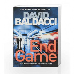 david baldacci books will robie series