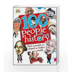 100 People Who Made History by DK Book-9780241376591
