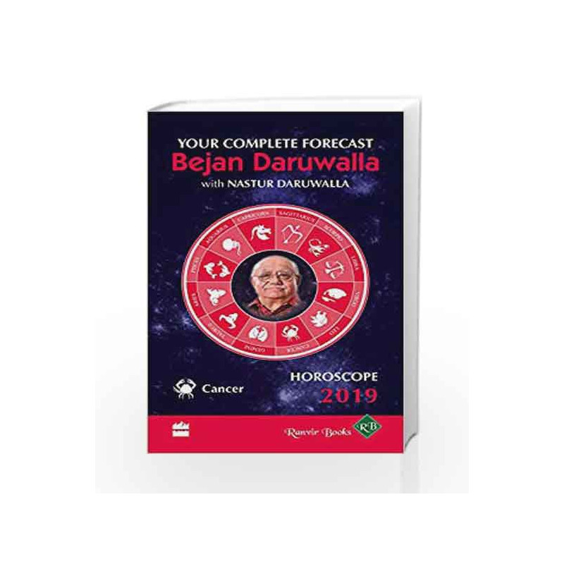 Horoscope 2019: Your Complete Forecast, Cancer by BEJAN DARUWALLA-Buy  Online Horoscope 2019: Your Complete Forecast, Cancer 1 edition (10  December