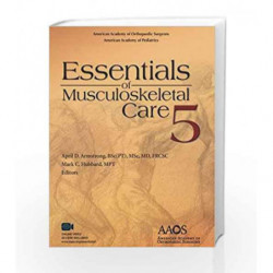Essentials of Musculoskeletal Care 5 by Armstrong A D Book-9781625524157