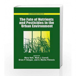 The Fate of Turfgrass Nutrients and Plant Protection Chemicals in the Urban Environment (ACS Symposium Series) by Nett M. Book-9