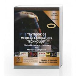 Textbook of Medical Laboratory Technology Vol 1 & 2 by Godkar P.B. Book-9789381496190