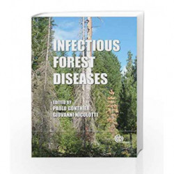 Infectious Forest Diseases by Gonthier P Book-9781780640402