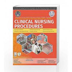 PGIMER-NINE: Clinical Nursing Procedures by Ghai S Book-9789386478931