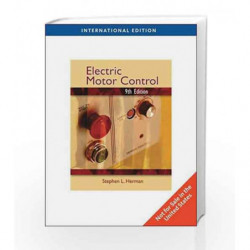 Electric Motor Control, International Edition by Herman S.L Book-9780840031594