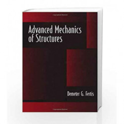 Advanced Mechanics of Structures by Cauvain S.P. Book-9780857090607