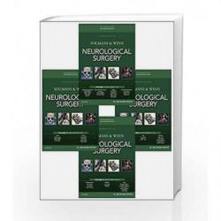 Youmans and Winn Neurological Surgery, 4-Volume Set, 7e (Youmans Neurological Surgery) by Winn H.R. Book-9780323287821
