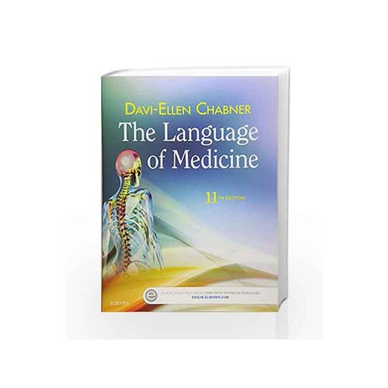 The Language of Medicine by Chabner D.E. Book-9780323370813