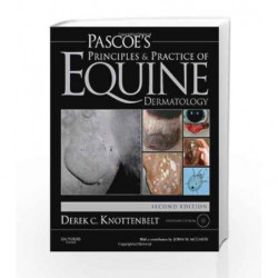 Pascoe's Principles and Practice of Equine Dermatology by Knottenbelt Book-9780702028816