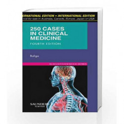 250 Cases in Clinical Medicine, International Edition by Baliga R.R Book-9780702033858