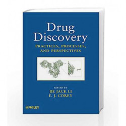 Drug Discovery: Practices, Processes, and Perspectives by Li J.J Book-9780470942352