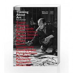 Thinking About Art: A Thematic Guide to Art History by Huntsman P Book-9781118904978