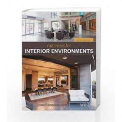 Materials for Interior Environments by Binggeli Book-9781118306352