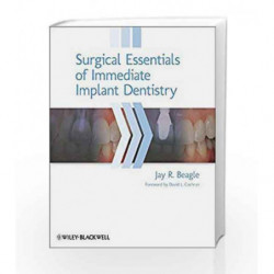 Surgical Essentials of Immediate Implant Dentistry by Beagle J. R. Book-9780813816067