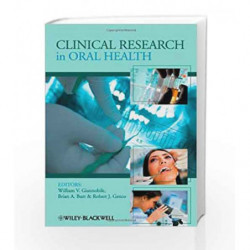 Clinical Research in Oral Health by Giannobile W.V. Book-9780813815299