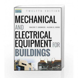 Mechanical and Electrical Equipment for Buildings by Grondzik Book-9781118615904