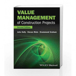 Value Management of Construction Projects by Kelly Book-9781118351239