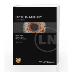Lecture Notes Ophthalmology by James B. Book-9781119095903