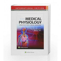 Medical Physiology: Principles for Clinical Medicine by Rhoades R.A. Book-9781496388186